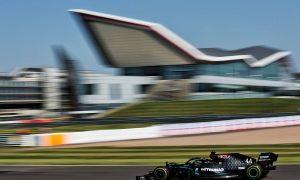2020 British Grand Prix - Race results