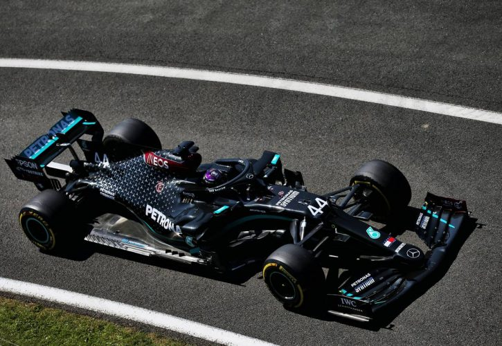 Wolff: British GP showed Mercedes can't be complacent