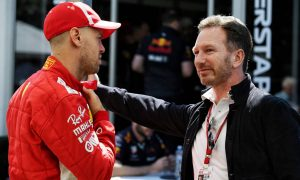 Horner says 'definite no' to Vettel joining Red Bull in 2021