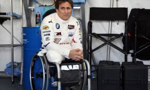 Zanardi still in induced coma after third neurological surgery