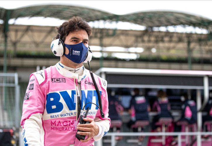 Sergio Perez, Racing Point.
