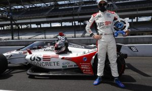Marco puts Andretti name back on Indy 500 pole