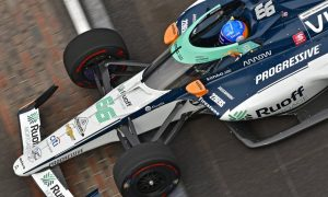 Alonso upbeat despite ninth row start for Indy 500
