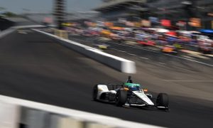 Alonso's Indy 500 thwarted by clutch problem