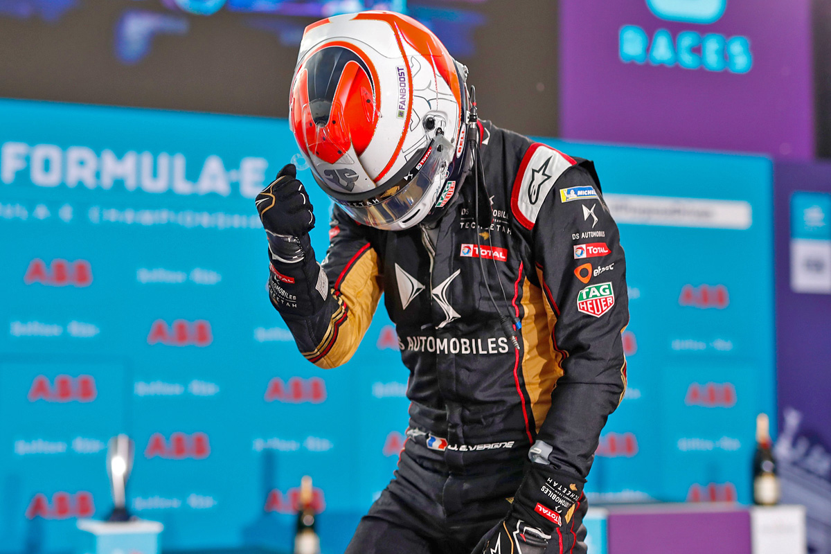 Vergne: 'Vettel laughed in my face about Formula E!'