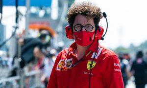 Ferrari confirm team boss Binotto's absence in Turkey