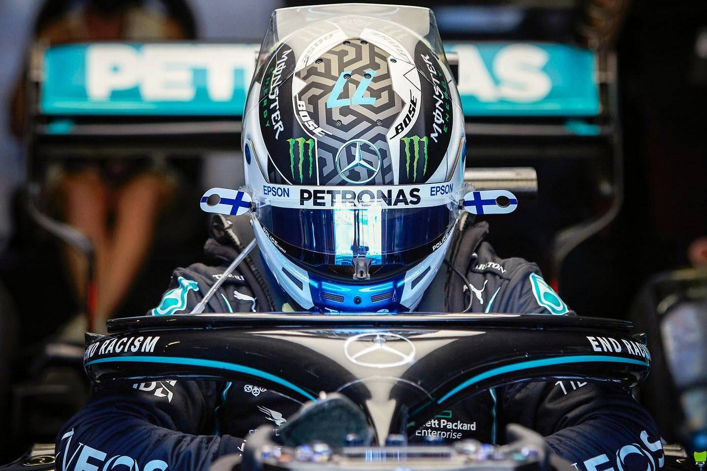 Bottas 'fully recharged' and ready to revive title bid