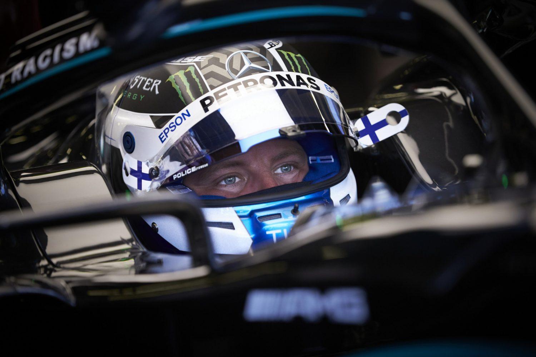 Bottas battling 'leg numbness' problem in the cockpit