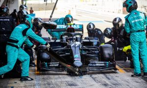 Bottas 'very disappointed' after second slips away