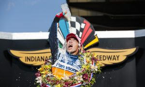 Sato beats Dixon in dramatic yellow-flagged Indy 500!