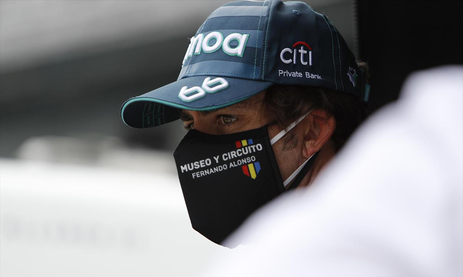 Renault pushing FIA to green-light Alonso Abu Dhabi test