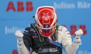 Guenther fends off Frijns to win Berlin E-Prix thriller