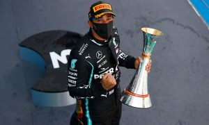 Hamilton 'humbled and honoured' to be compared to F1 greats