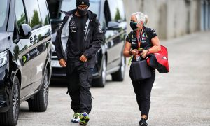Hamilton: 'Lonely journey' to world title magnified by COVID measures