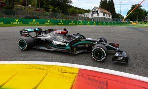 Hamilton admits Mercedes 'has some work to do'