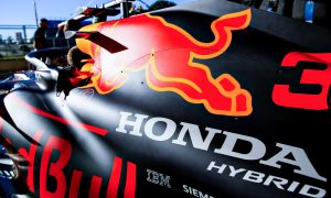 Honda bolts on new engines to Red Bull cars