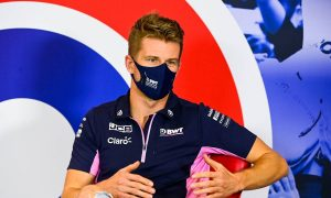 Racing Point confirms Hulkenberg for 70th Anniversary GP