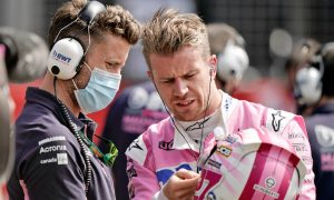 Horner: Red Bull held 'brief discussion' with Hulkenberg