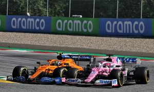 McLaren withdraws from Racing Point appeal process