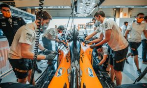 McLaren gives new chassis to Sainz to solve cooling issue
