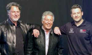 Three generations of Andretti to make historic Indy 500 first