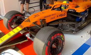 McLaren's Norris unimpressed with 'garbage' hard tyre
