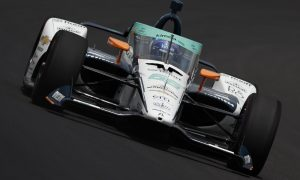Alonso enjoys productive opening day at Indy