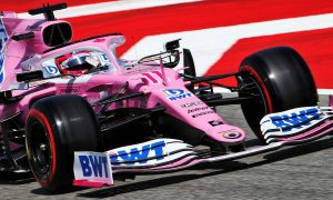 Perez 'pleased with comeback' after tough qualifying