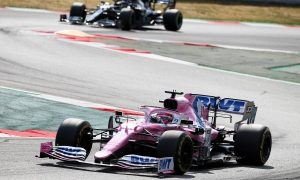 Perez happy with performance, unhappy with 'harsh' penalty