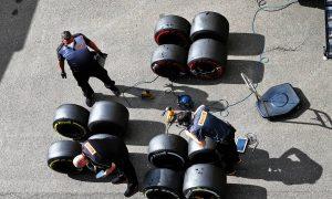 Pirelli delays FP2 testing of 2021 prototype tyres
