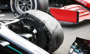 Pirelli says 'biggest forces ever seen' led to Silverstone tyre failures