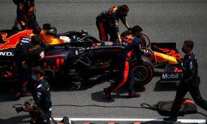 Verstappen reverts to older Honda engine following anomaly