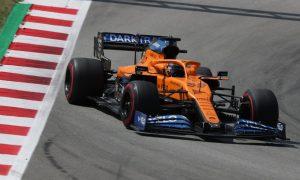 Sainz: Strong home race 'confidence building' for McLaren