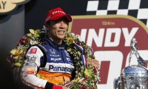 Sato never imagined 'living the dream' at over 40!