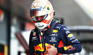 Verstappen 'lucky and unlucky' to miss out on victory