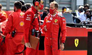 Vettel blasts Ferrari strategy, but Binotto hits back