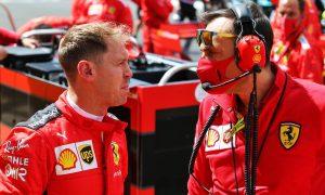 Montezemolo: Ferrari needs Vettel - must instill trust