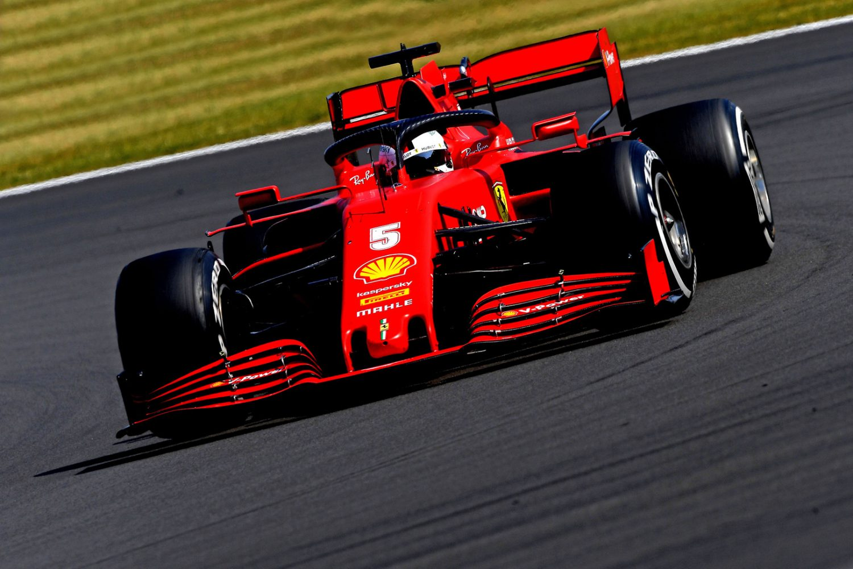 Ferrari not against replacing Vettel's SF1000 chassis - F1i.com