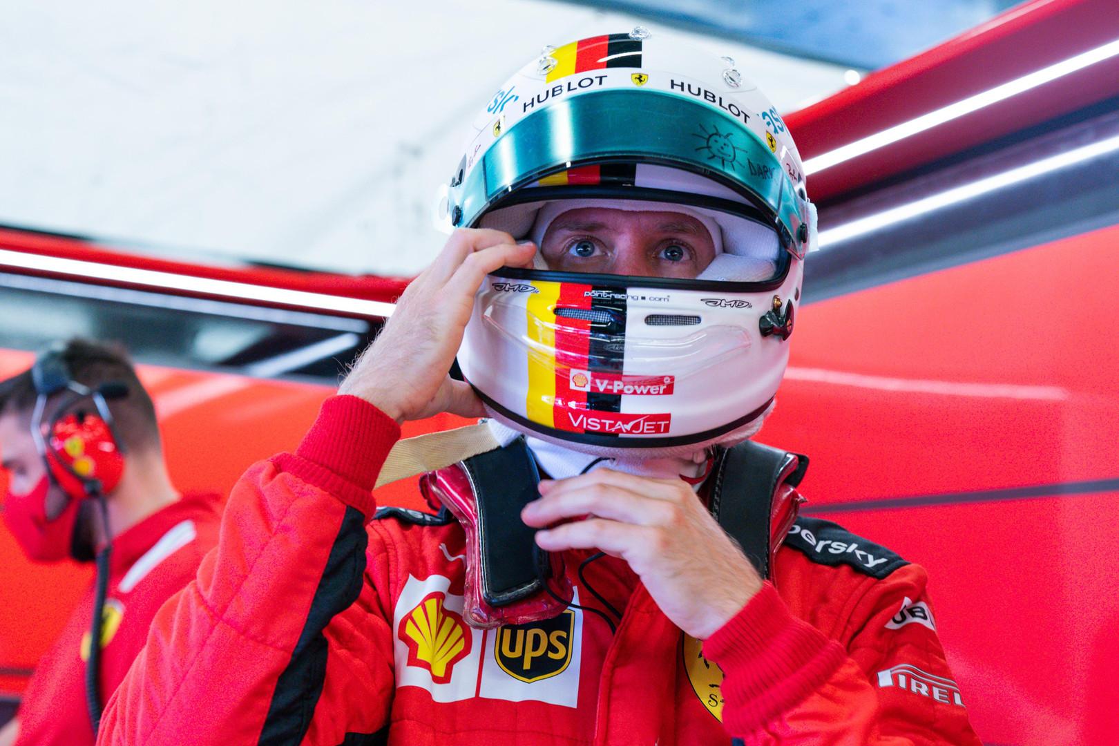 No Vettel-Aston Martin deal expected at Spa