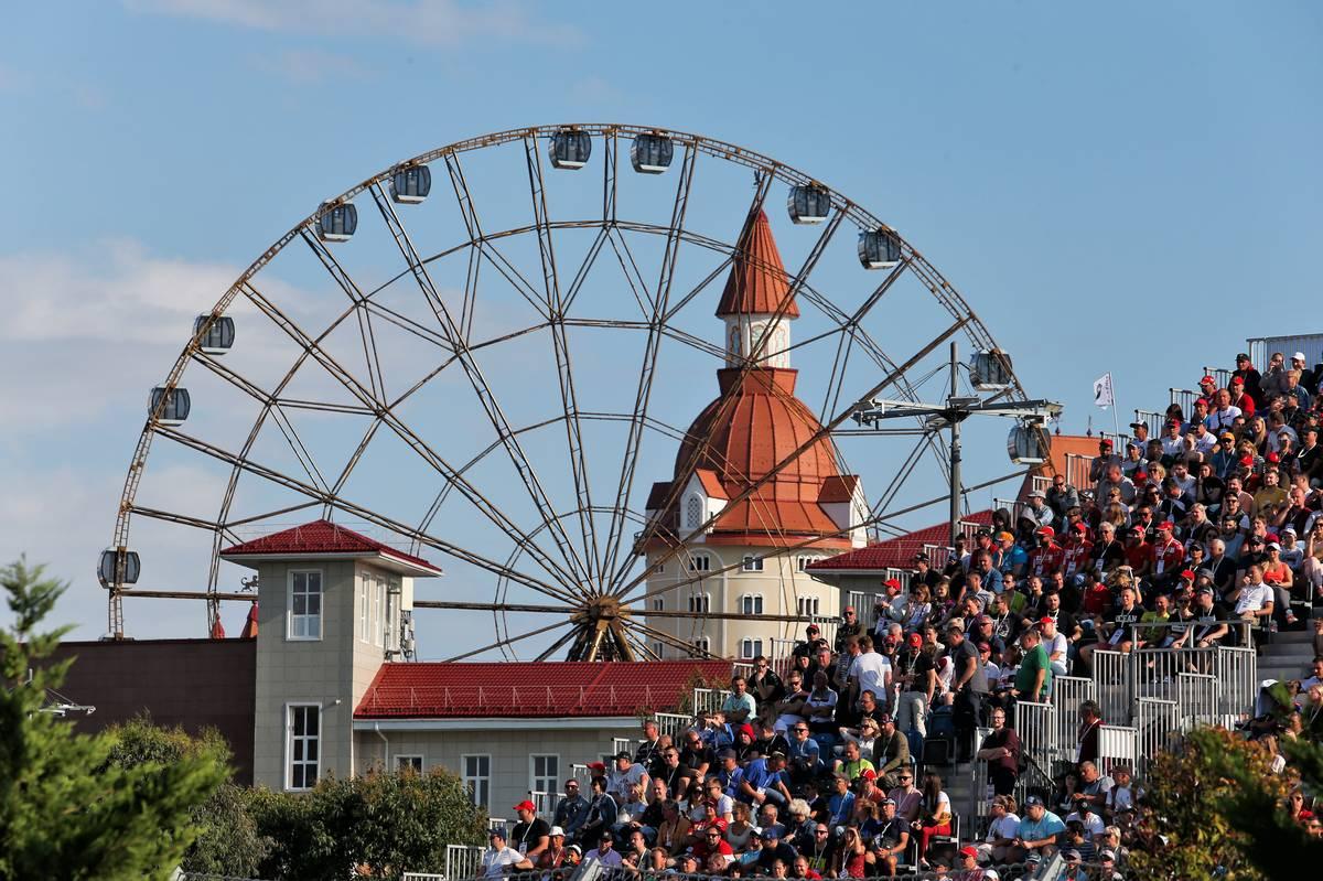 Sochi aiming for 30,000 fans in September