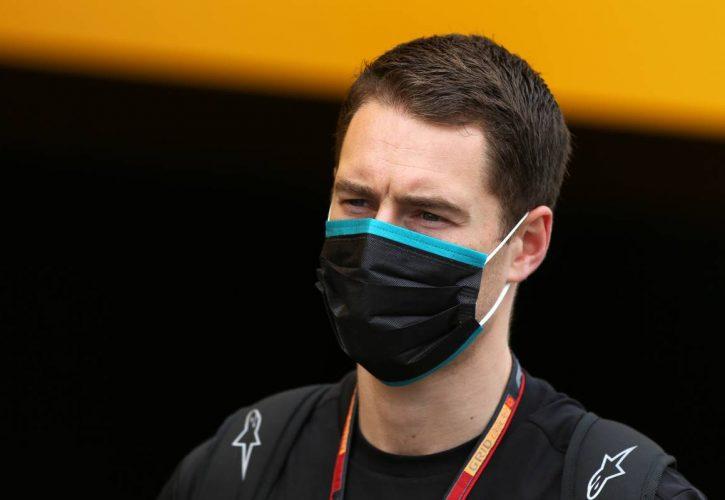 Stoffel Vandoorne (BEL) Mercedes AMG F1 Reserve Driver.