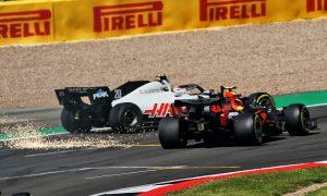 Albon: Clash with Magnussen was '50/50' racing incident
