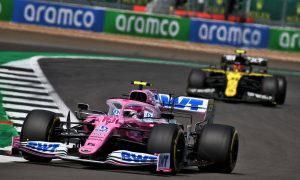Renault lodges third protest against Racing Point's RP20