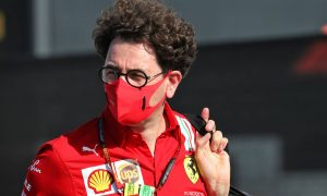 Bizarre 'Binotto sacked' claims retracted by Ferrari driver