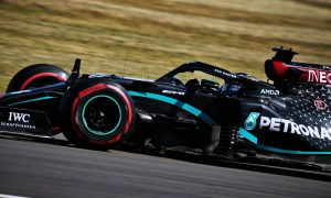 70th Anniversary GP: Mercedes remains on top in FP2