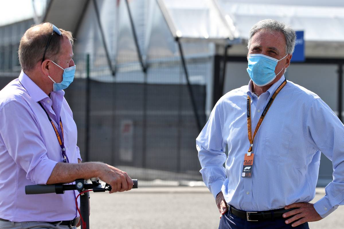 Carey won't 'force' teams to remain in F1 despite Concorde term