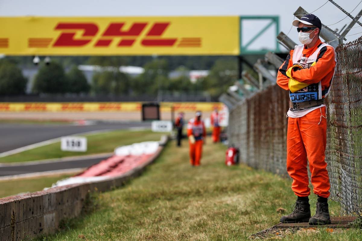 Circuit atmosphere - marshal.