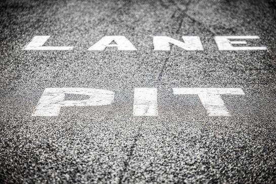 Circuit atmosphere - Pit lane exit. 13.08.2020. Formula 1 World Championship, Rd 6, Spanish Grand Prix, Barcelona, Spain, Preparation Day. - www.xpbimages.com, EMail: requests@xpbimages.com © Copyright: Bearne / XPB Images