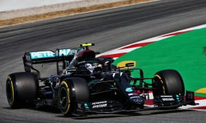 Bottas tops FP1 in Barcelona from Hamilton and Verstappen