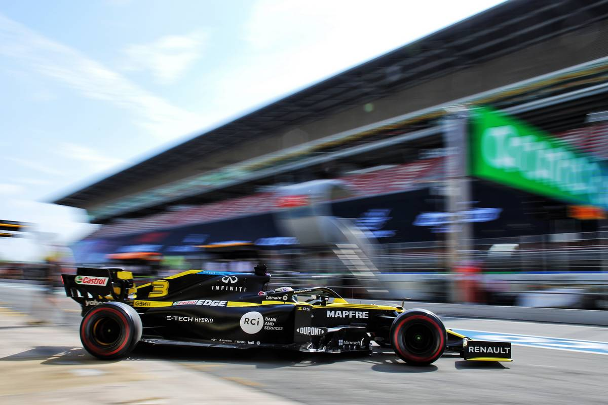 Spanish Grand Prix Free Practice 1 - Results